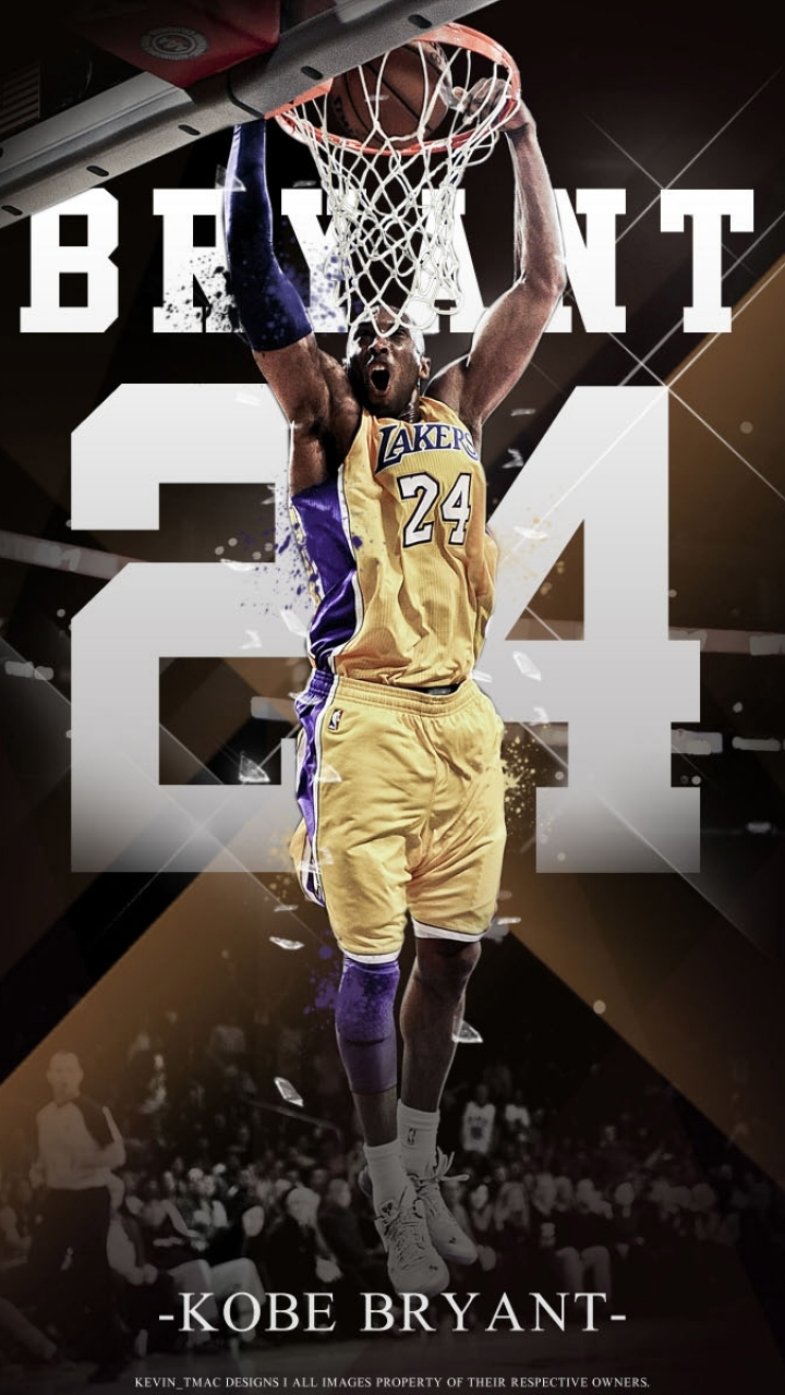 Kobe Bryant Wallpaper For Iphone 5 2281098 Hd Wallpaper