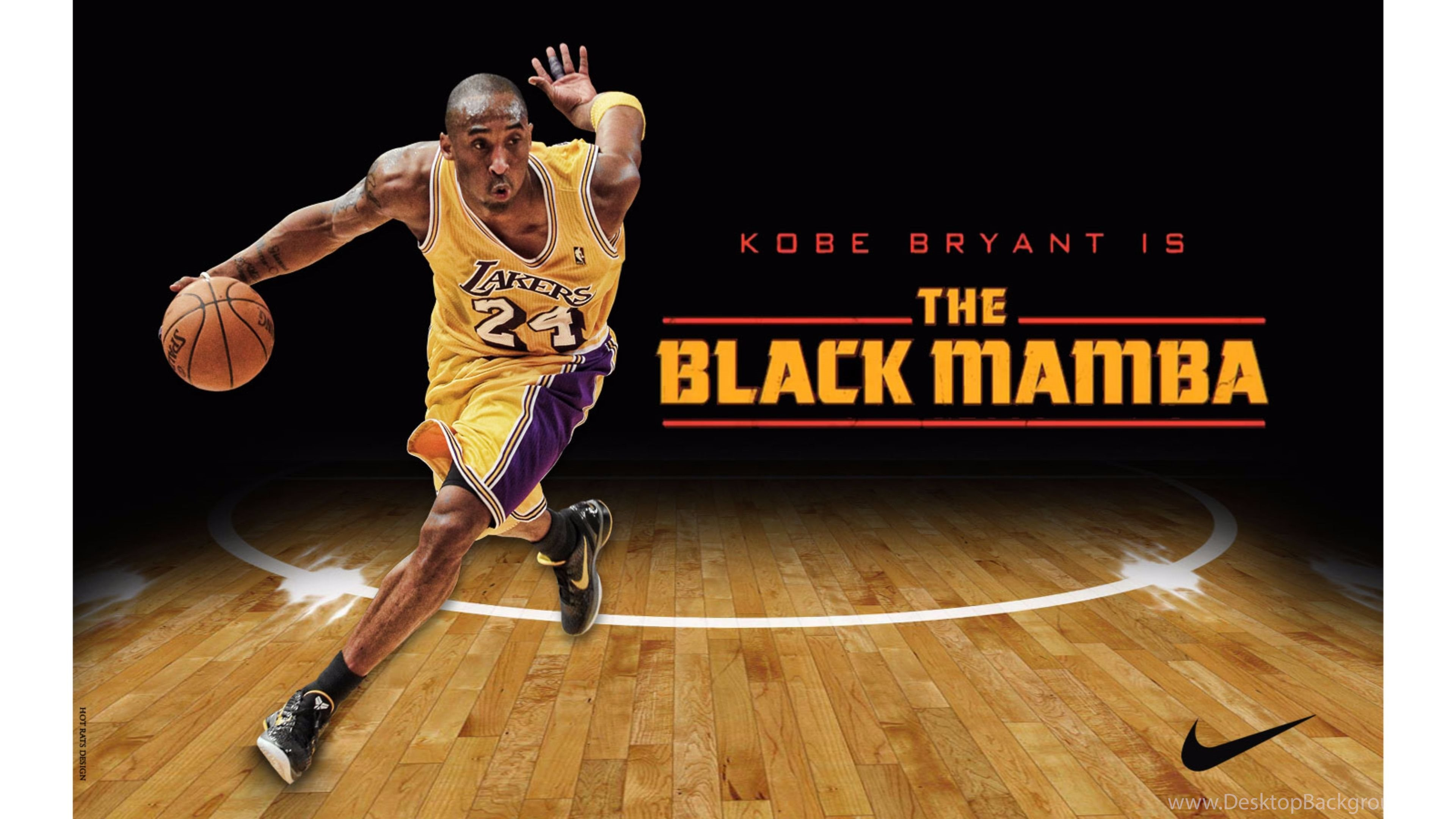 Lakers Kobe Black Mamba 2281353 Hd Wallpaper Backgrounds Download