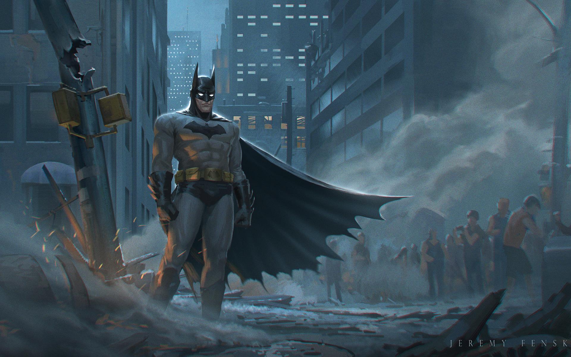 Batman The Animated Series Fanart 2281668 Hd Wallpaper