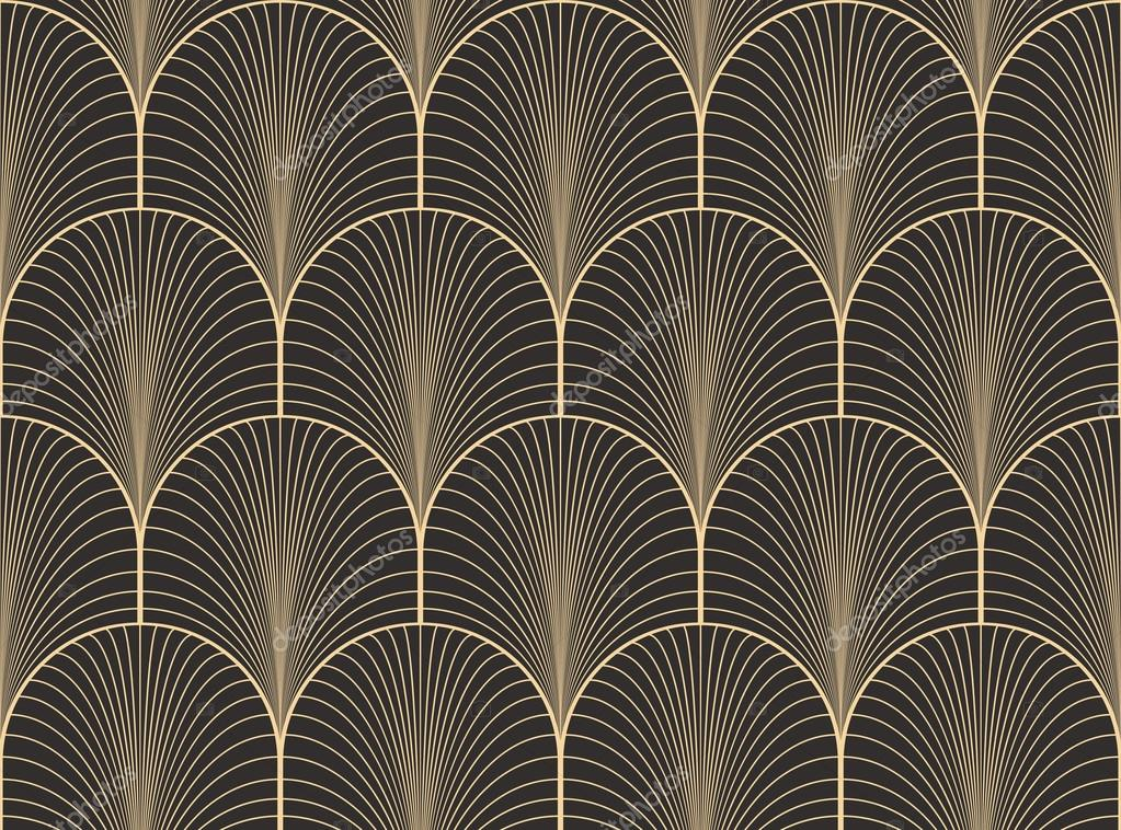 228 2283439 vintage art deco wallpaper pattern