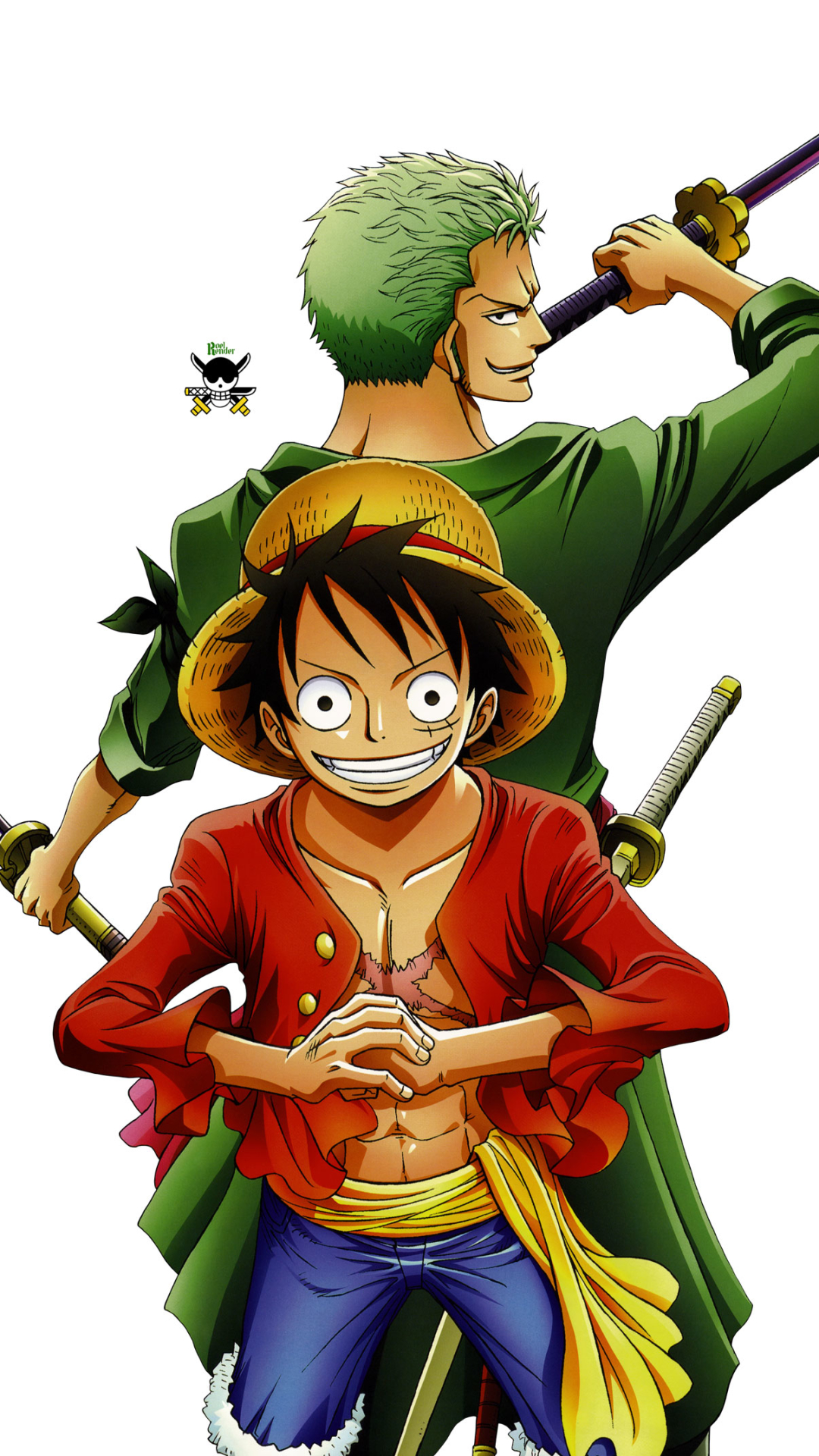 One Piece Wallpaper Luffy And Zoro 2287668 Hd Wallpaper Backgrounds Download