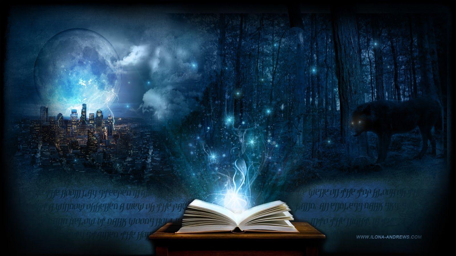 Magic Book 2290410 Hd Wallpaper Backgrounds Download