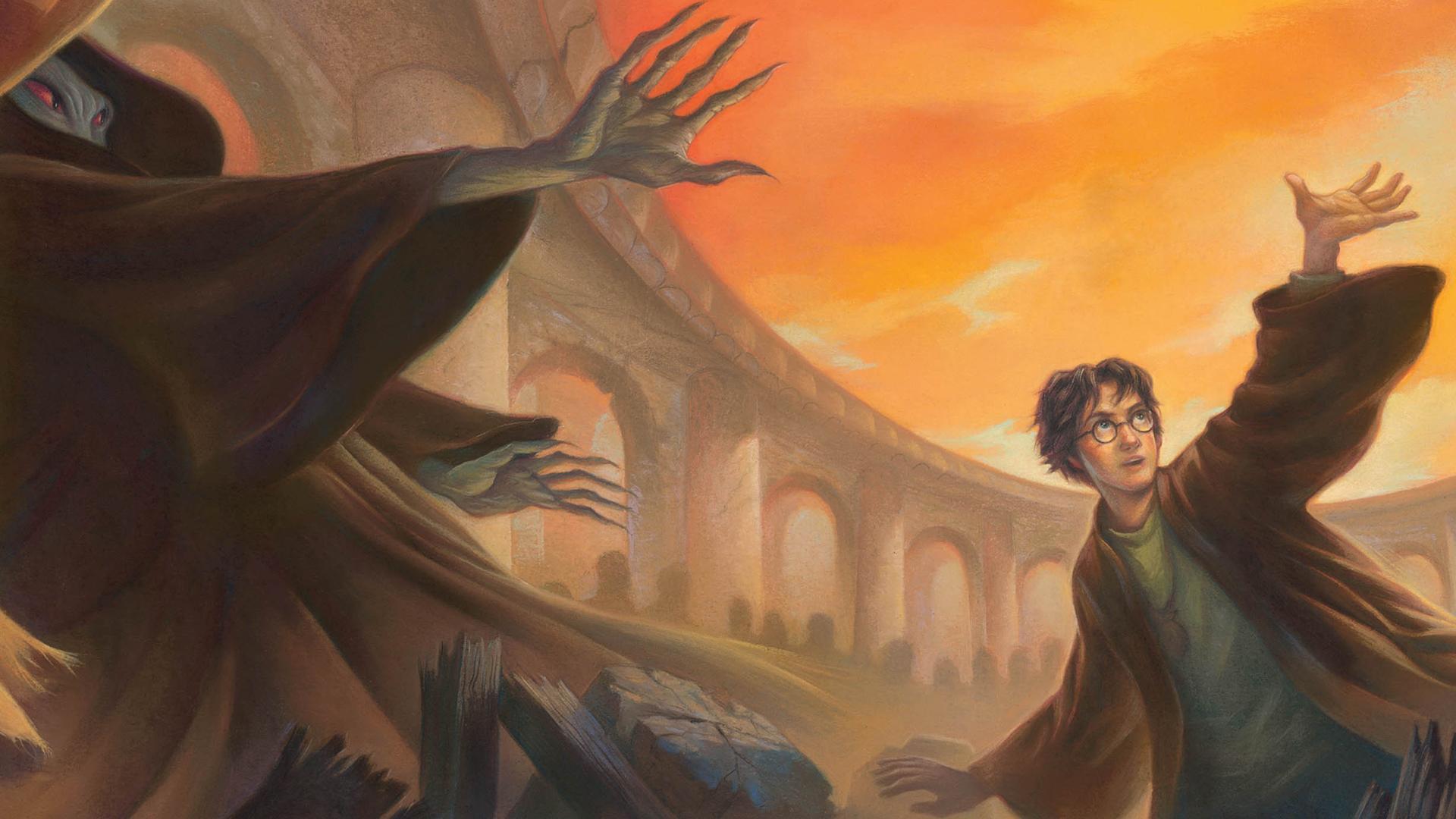 Harry Potter Full Covers 2290512 Hd Wallpaper