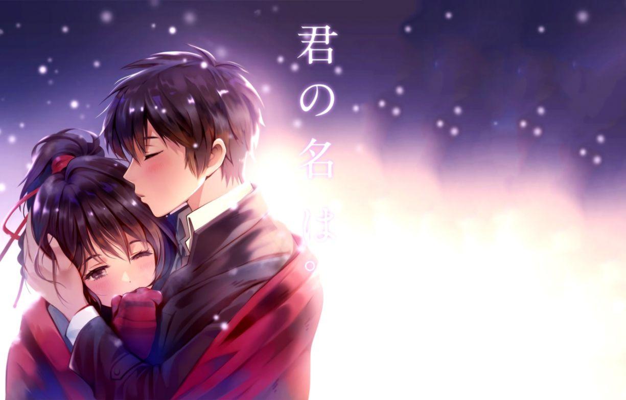 Anime Wallpaper Romance 2290730 Hd Wallpaper