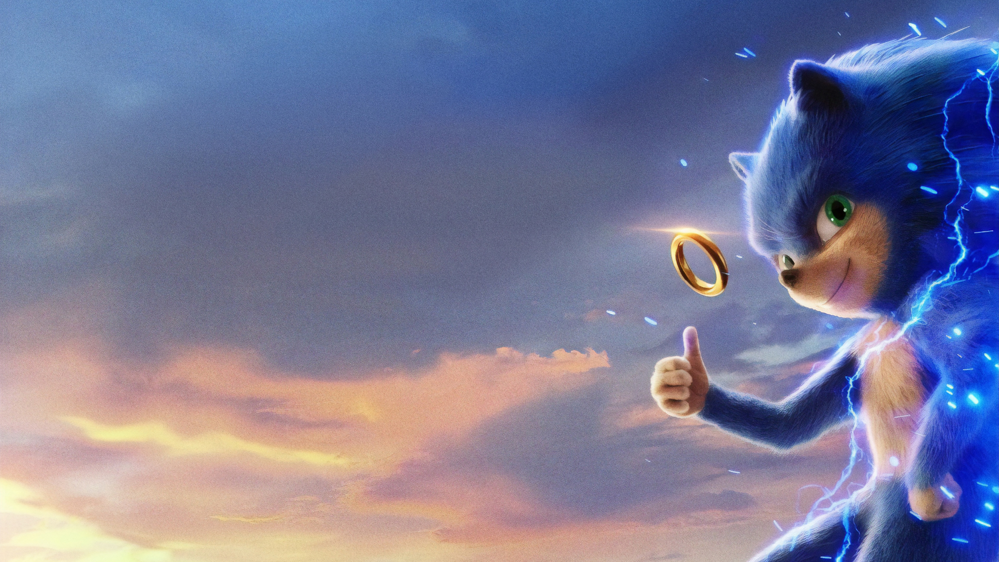 Sonic The Hedgehog 2019 2296005 Hd Wallpaper Backgrounds
