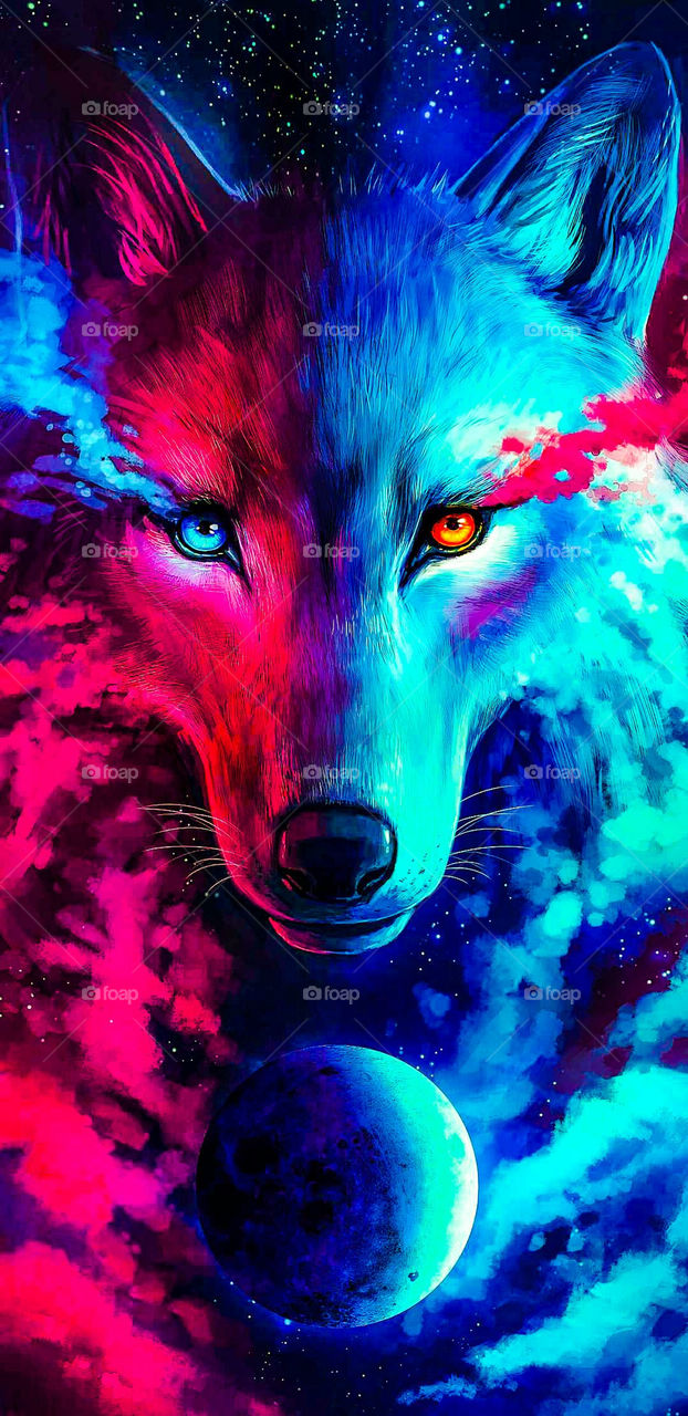 Wolf Wallpapers For Your Phone , HD Wallpaper & Backgrounds