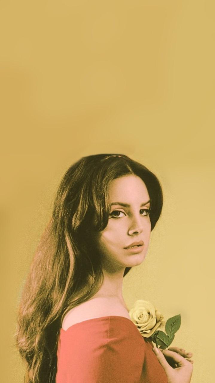 Iphone Aesthetic Lana Del Rey 230223 Hd Wallpaper