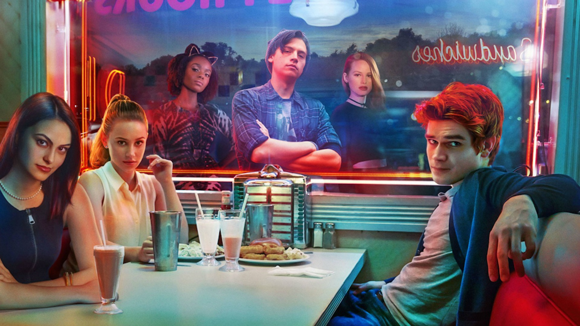 Riverdale Wallpaper Hd - Archie Show Netflix , HD Wallpaper & Backgrounds