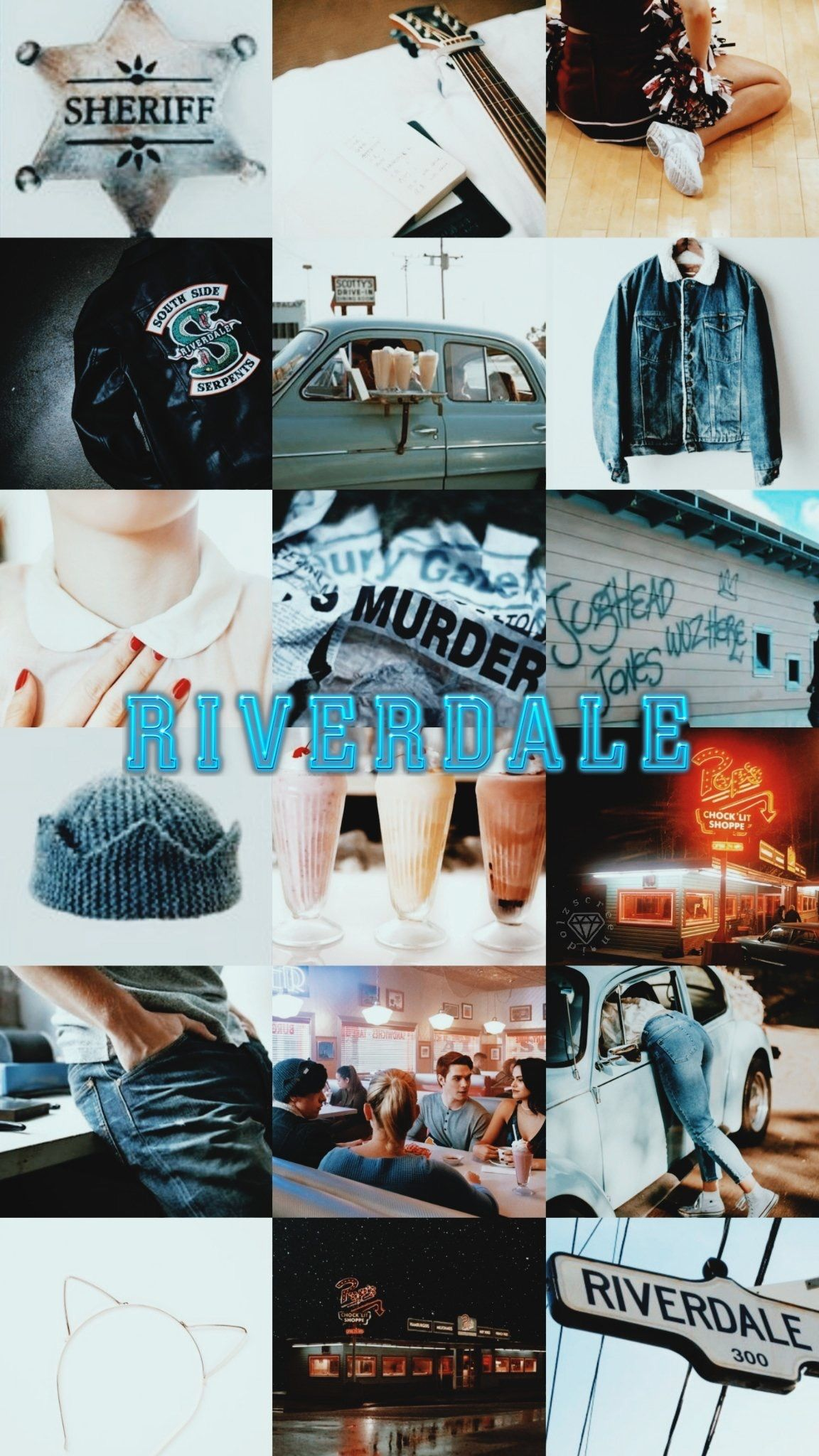 Riverdale Wallpaper Aesthetic Riverdale 231130 Hd Wallpaper