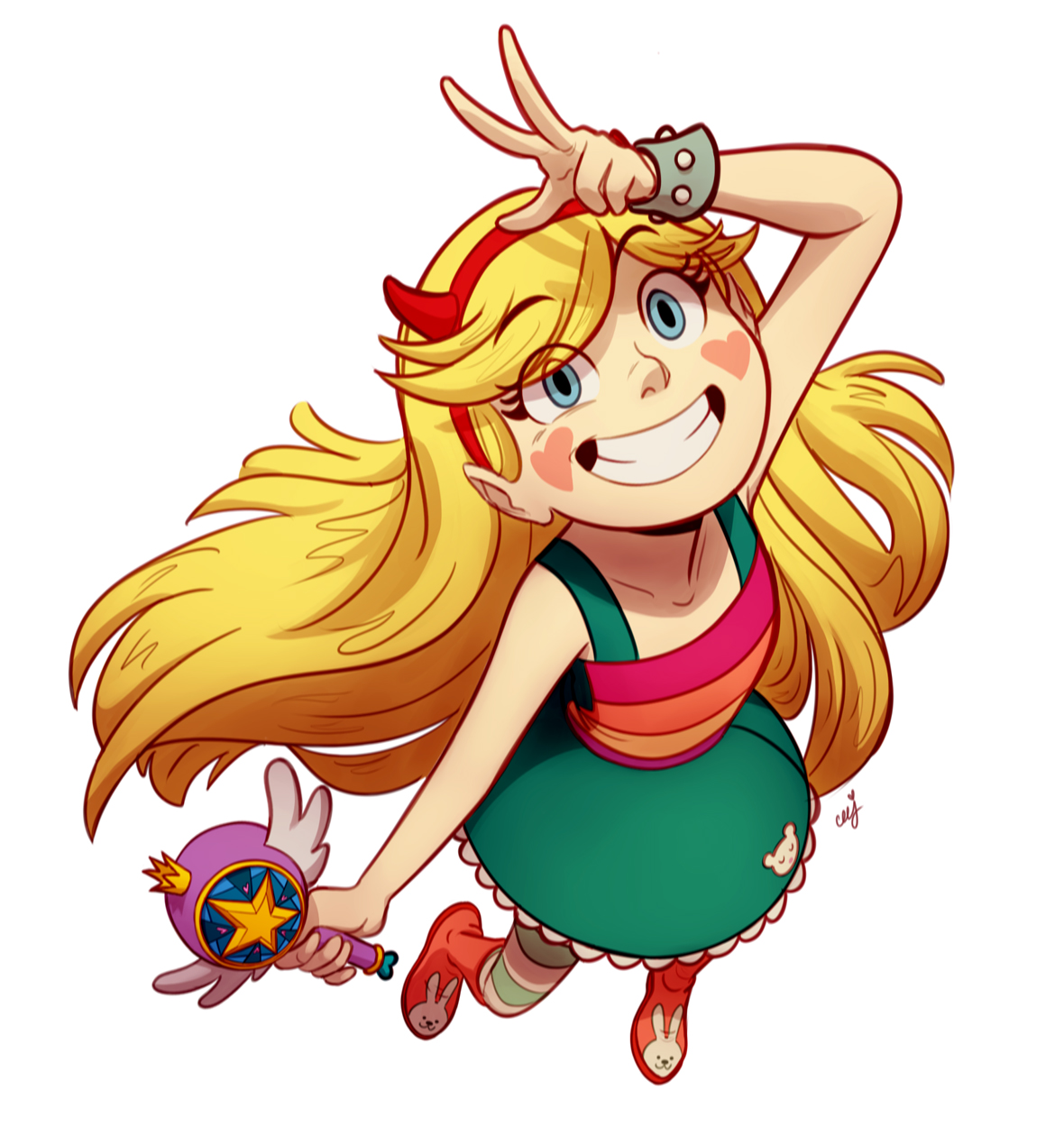 Star Butterfly Star Vs Las Fuerzas Del Mal Anime 233030 Hd