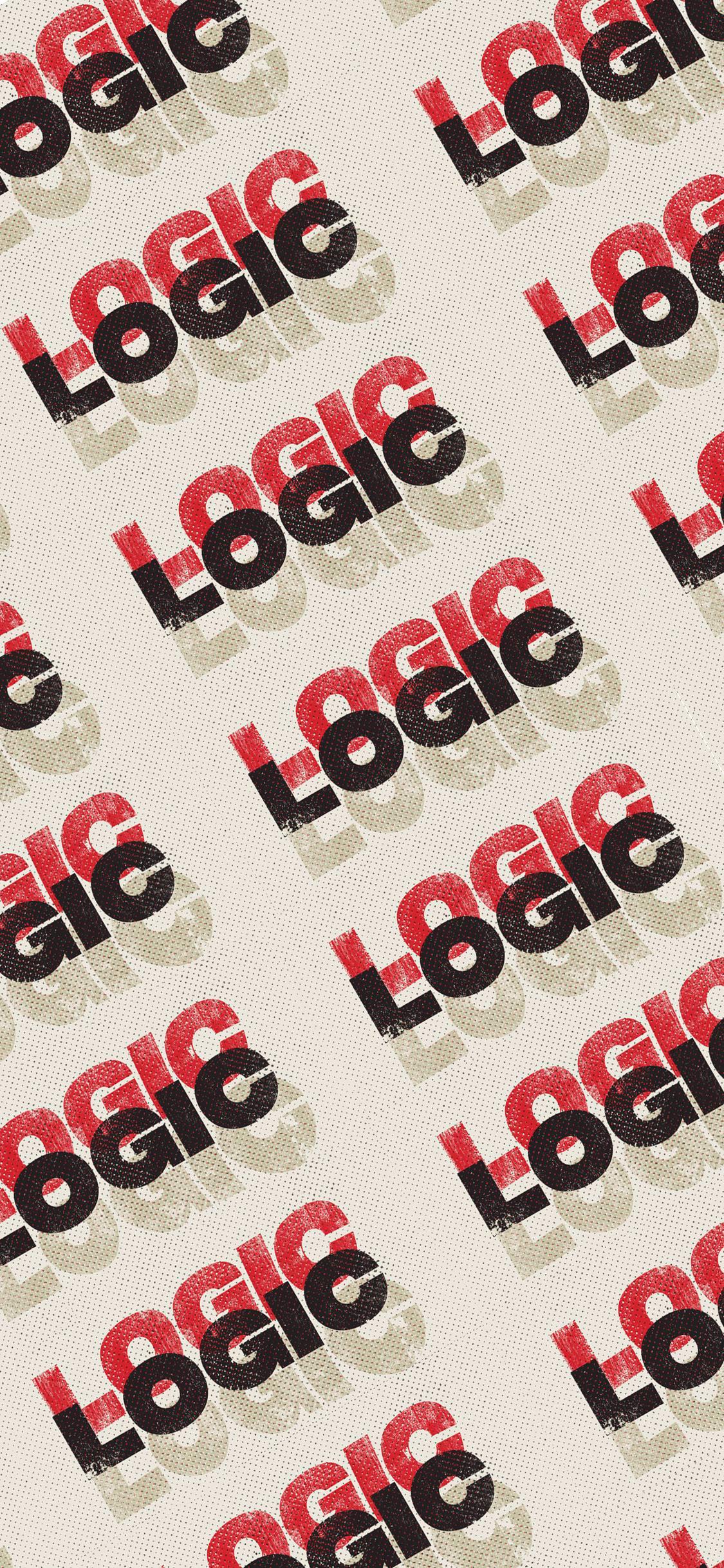 Logic Wallpapers - Logic Wallpaper Iphone X , HD Wallpaper & Backgrounds