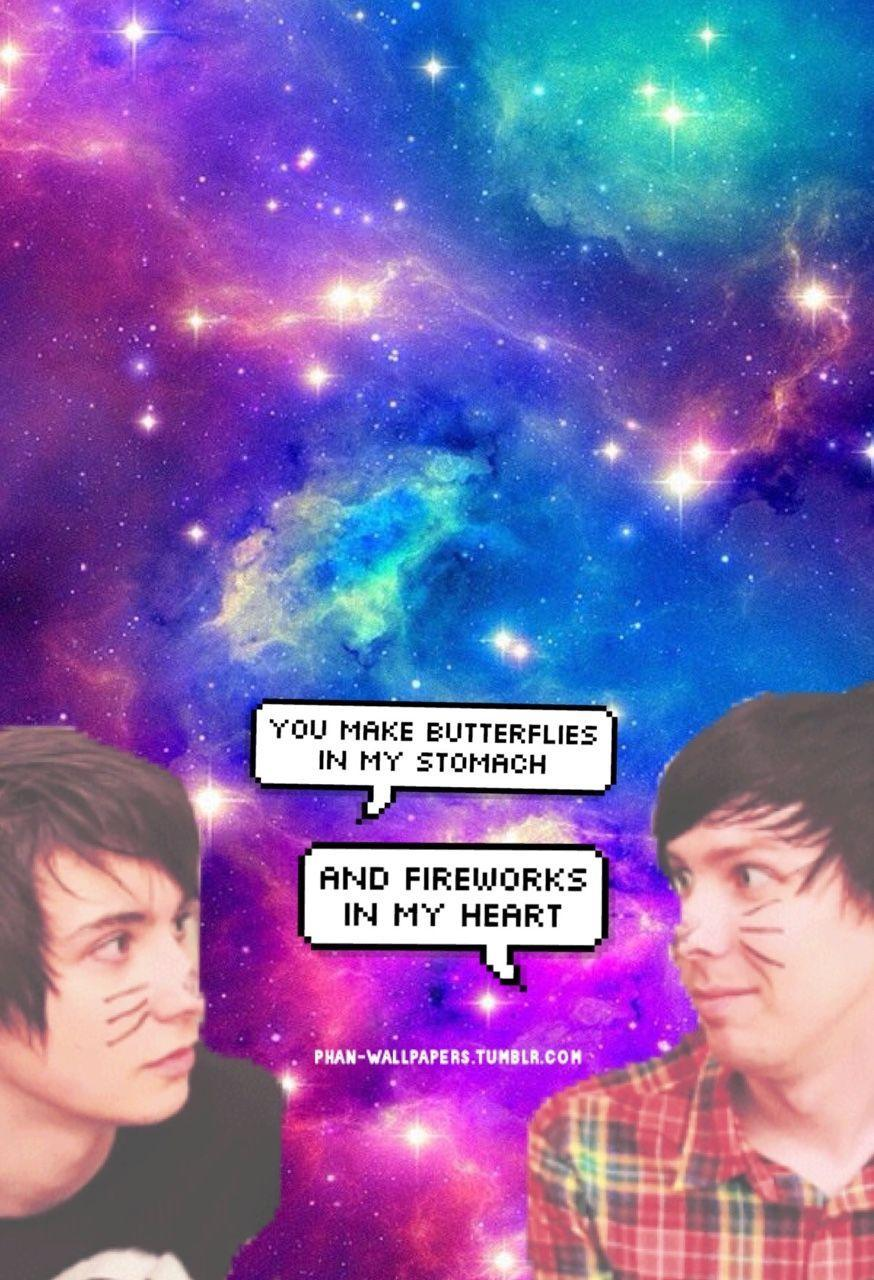 Dan And Phil Wallpapers Wallpaper Cave - Background 210 * 297 , HD Wallpaper & Backgrounds