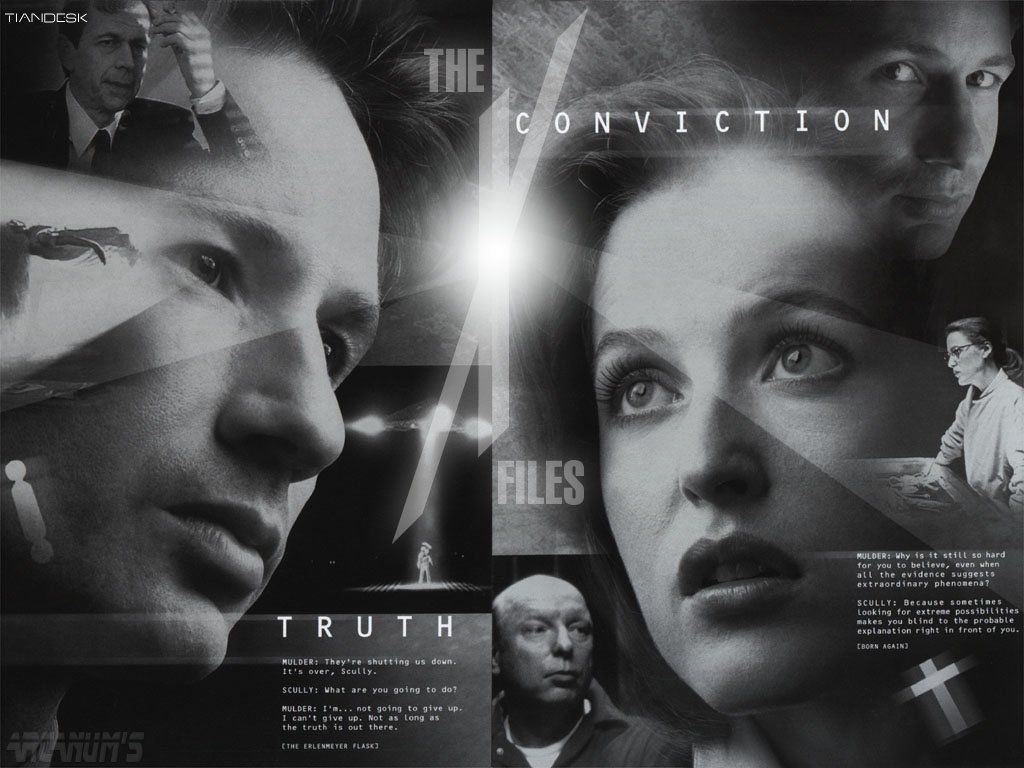 The X Files - X Files , HD Wallpaper & Backgrounds