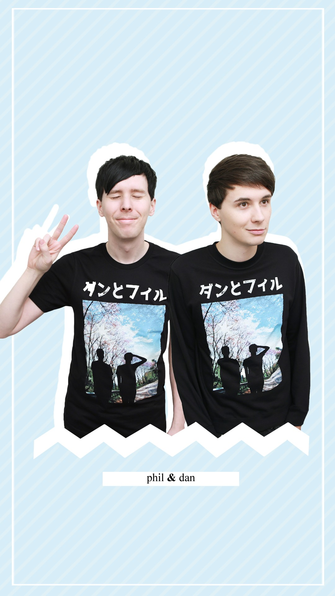 Dan And Phil Computer , HD Wallpaper & Backgrounds