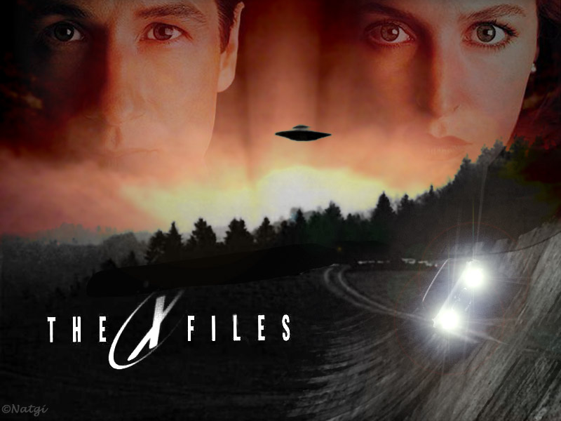 X Files Tv Poster , HD Wallpaper & Backgrounds