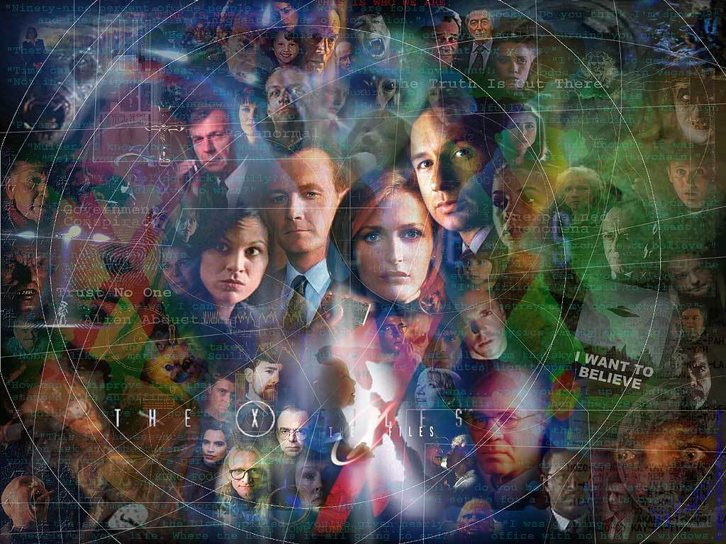 The X-files वॉलपेपर - X Files , HD Wallpaper & Backgrounds