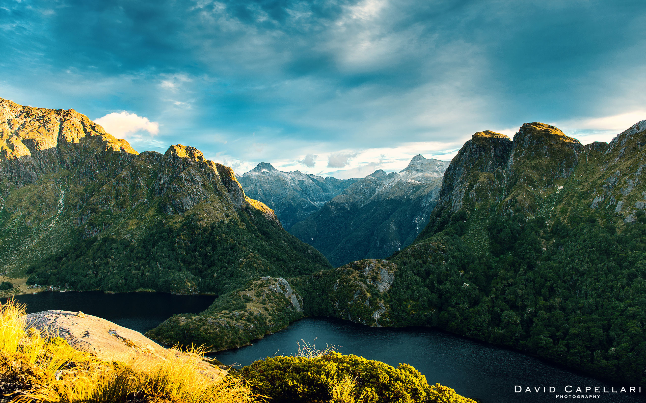 Beautiful, Scenery, Landscape, Background, Images, - Fiordland National Park New Zealand , HD Wallpaper & Backgrounds