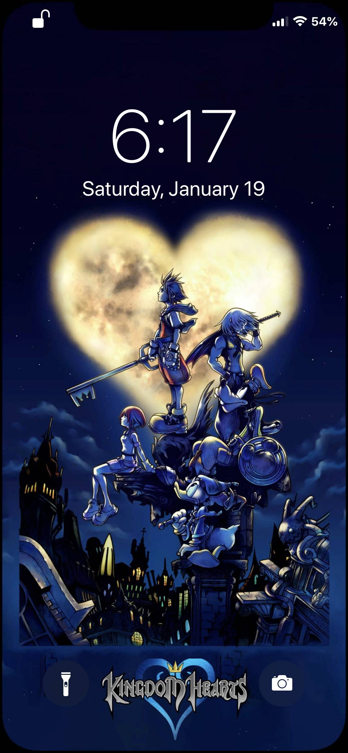 [media] Kingdom Hearts Wallpaper For Iphone X/xs - Kingdom Hearts , HD Wallpaper & Backgrounds