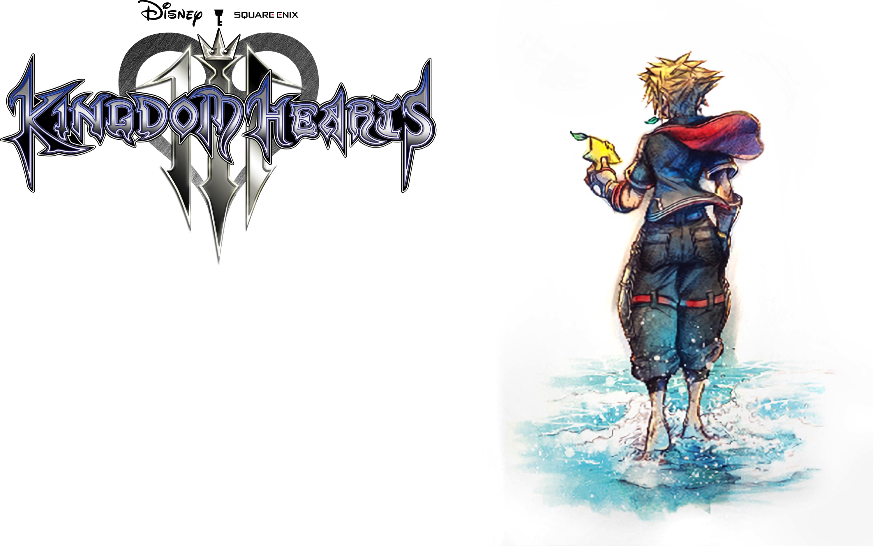 Custom Kingdom Hearts Iii Menu Inspired Wallpaper Kingdom Hearts