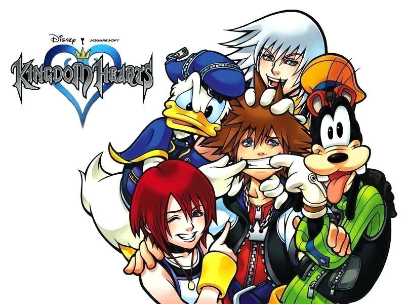 Kingdom Hearts Wallpaper And Kingdom Hearts Images - Kingdom Hearts Disney Characters , HD Wallpaper & Backgrounds