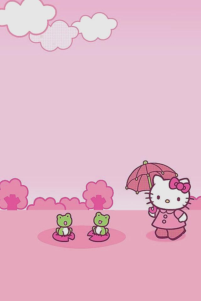 Hello Kitty Phone Wallpaper 239703 Hd Wallpaper