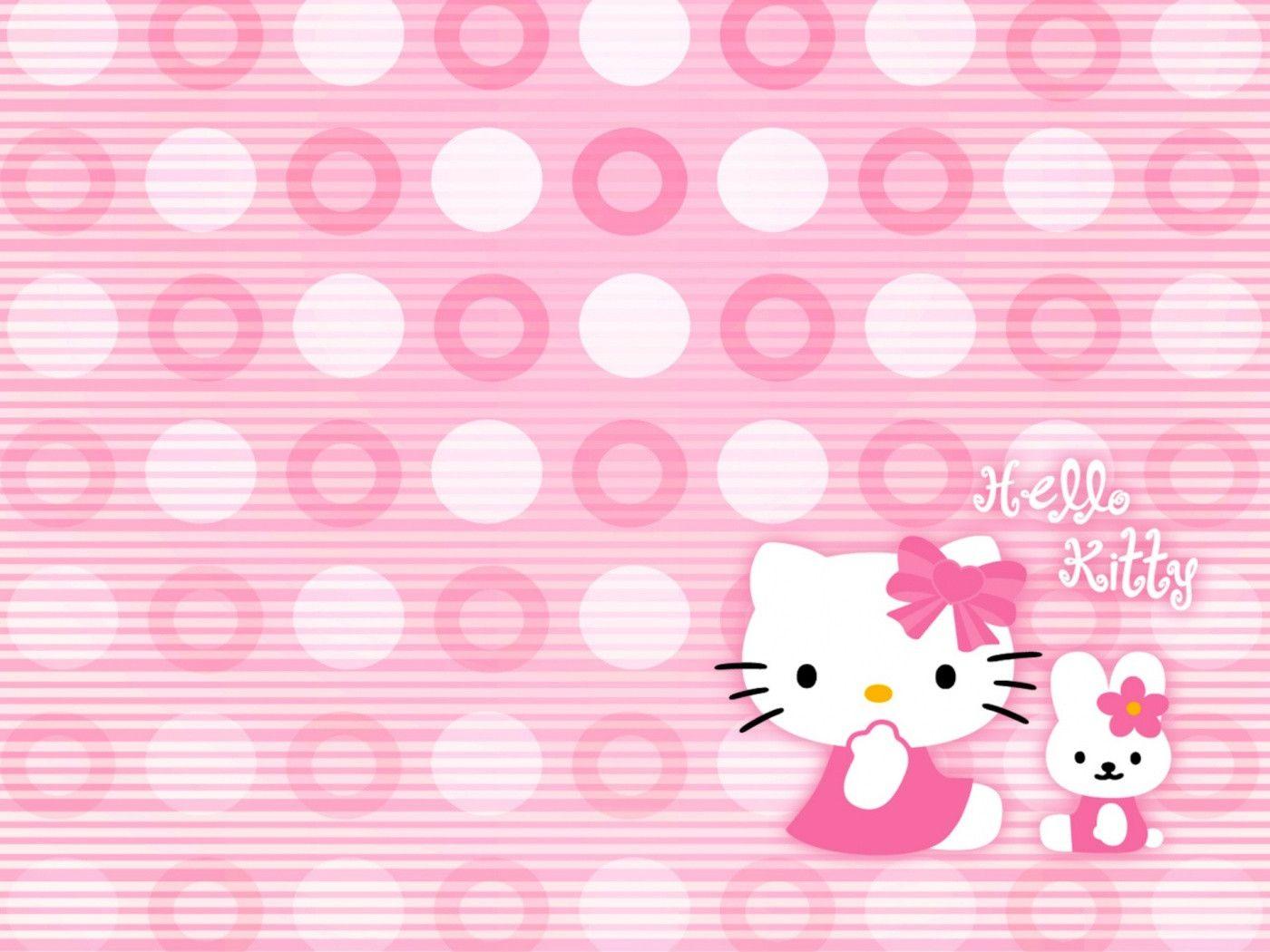 Hello Kitty Wallpaper Free Hello Kitty Wallpaper Desktop