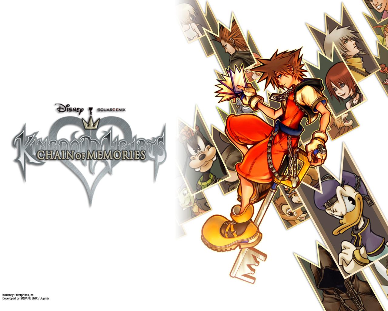 Kingdom Hearts Sora Wallpapers Background - Sora Chain Of Memories , HD Wallpaper & Backgrounds