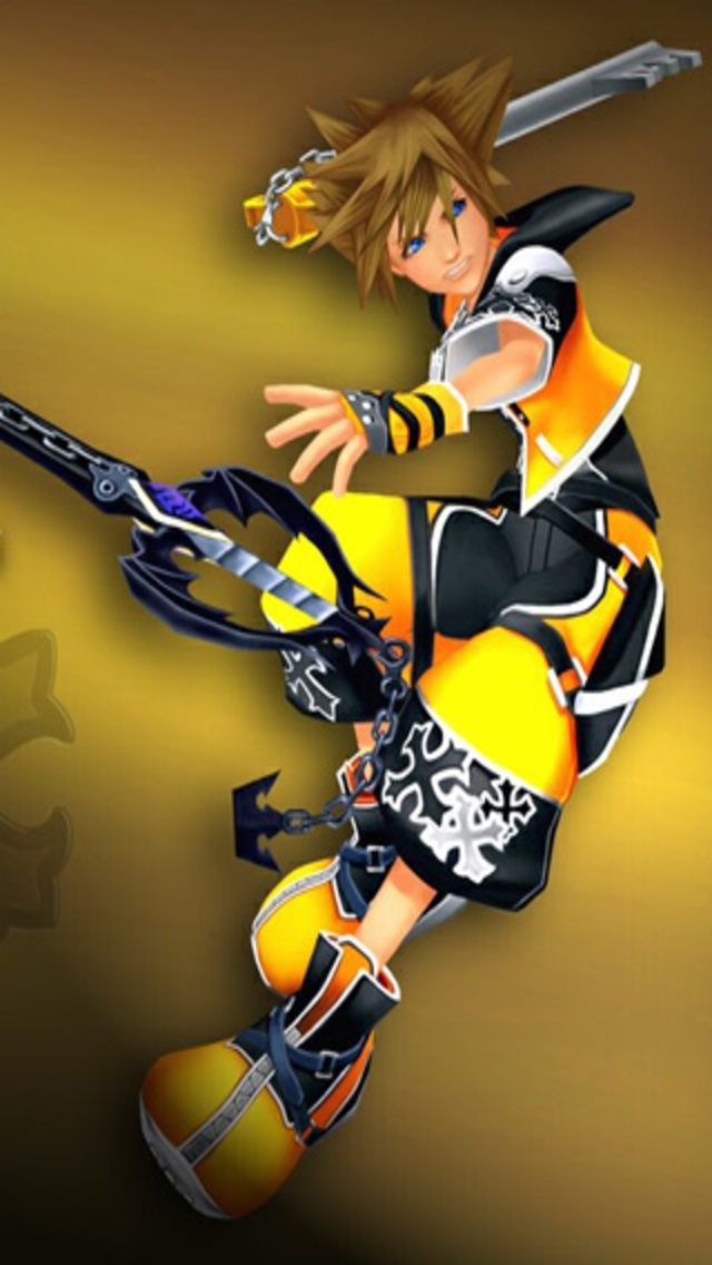 Kingdom Hearts - Kingdom Hearts 2 Sora Drive Form , HD Wallpaper & Backgrounds