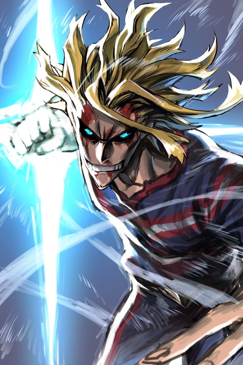 All Might Vs All For One , HD Wallpaper & Backgrounds