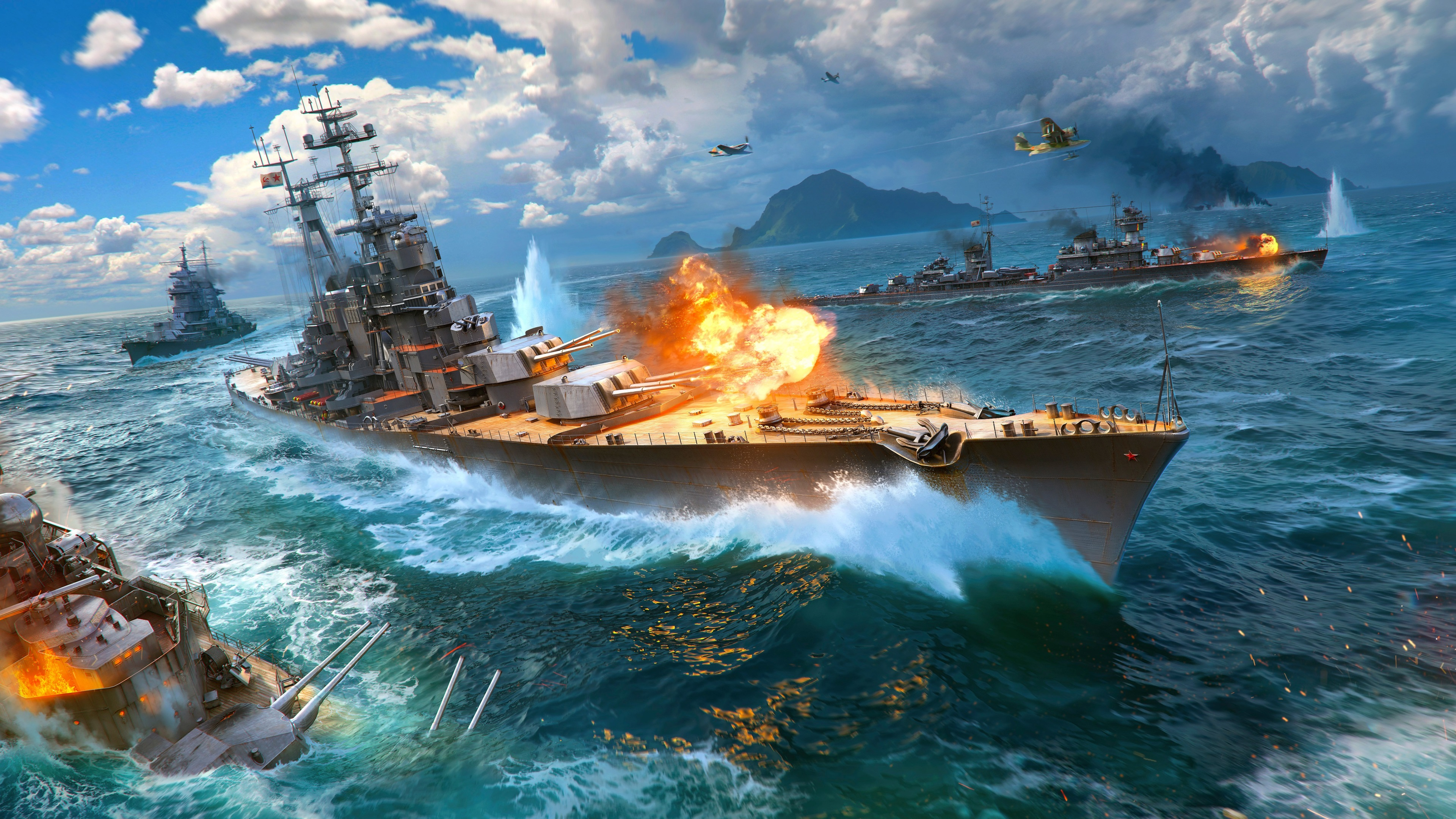 World Of Warships 2303335 Hd Wallpaper Backgrounds