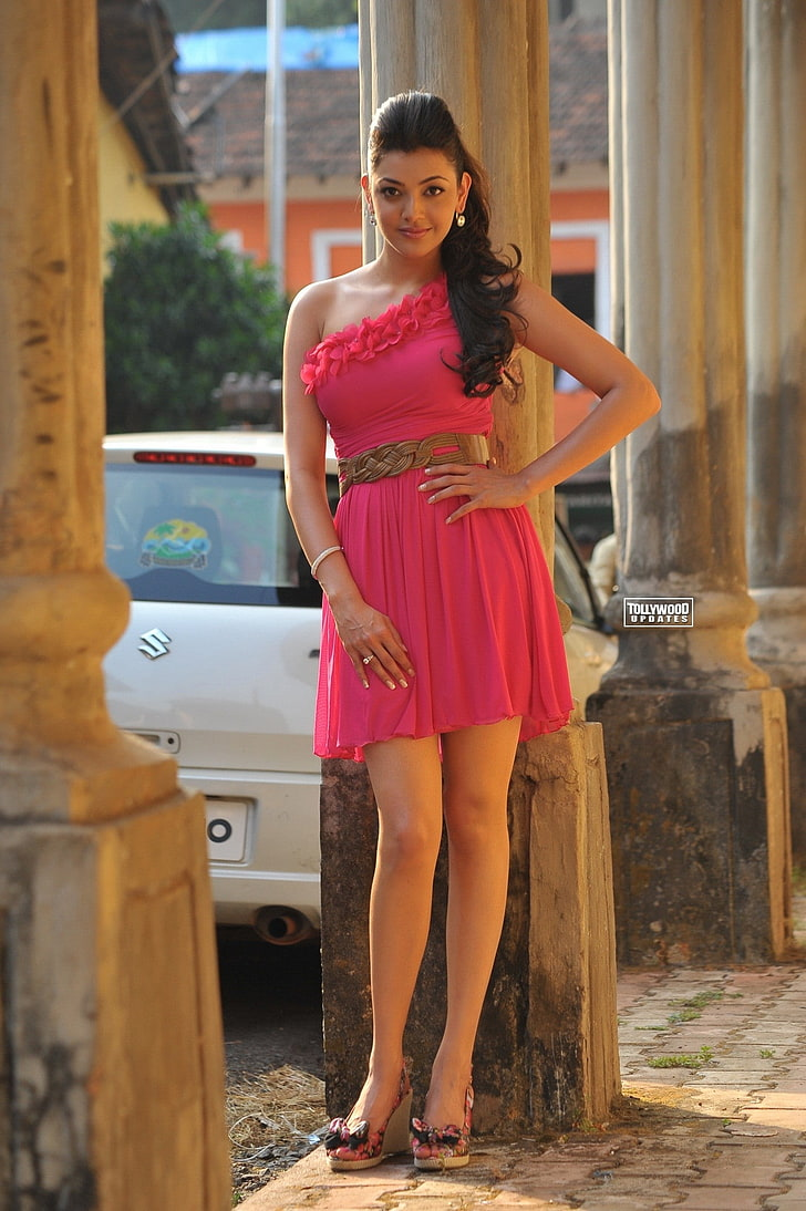 Kajal Agarwal Hot Legs , HD Wallpaper & Backgrounds