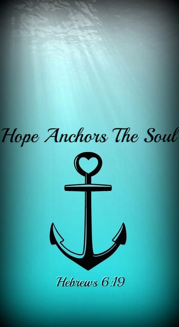 Hope Anchor , HD Wallpaper & Backgrounds