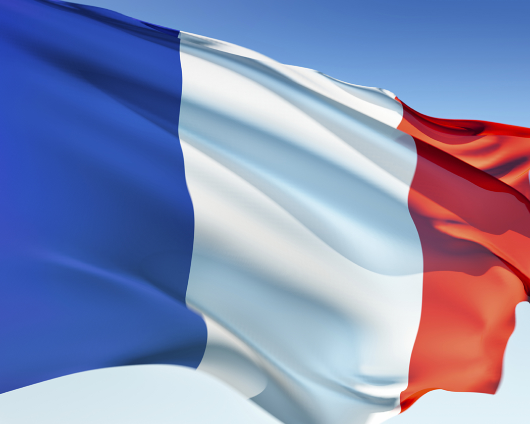 French And Spanish Flags 2315055 Hd Wallpaper