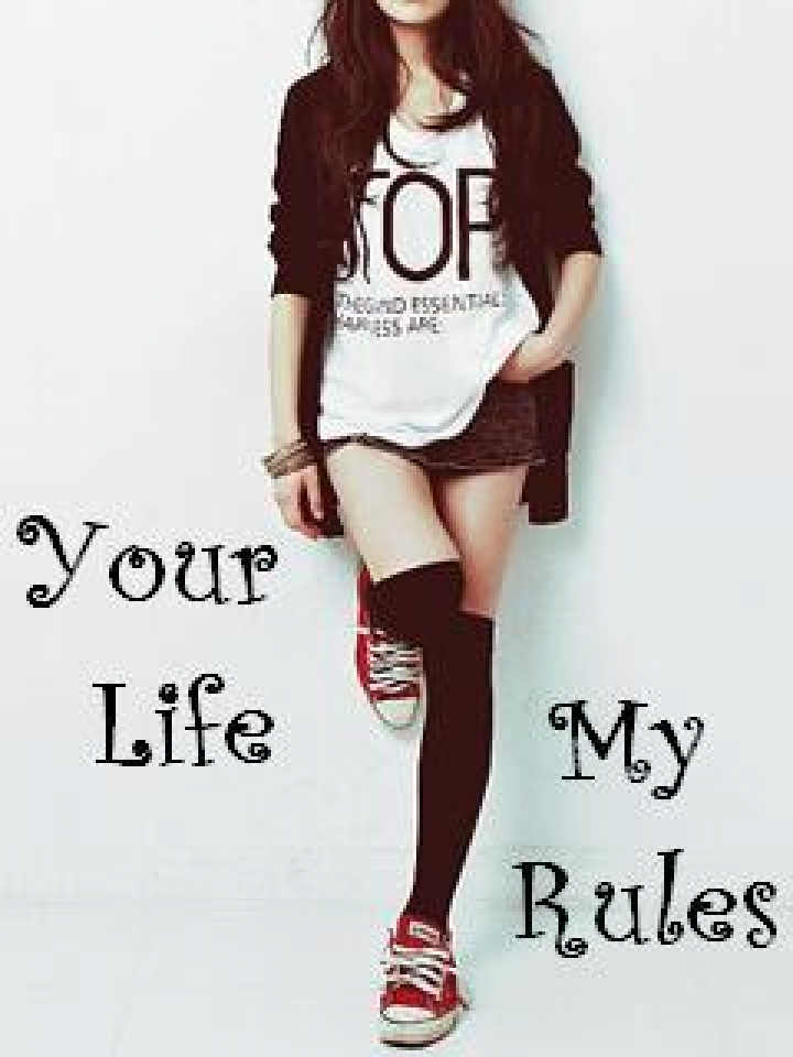 My Life My Rule For Girl , HD Wallpaper & Backgrounds