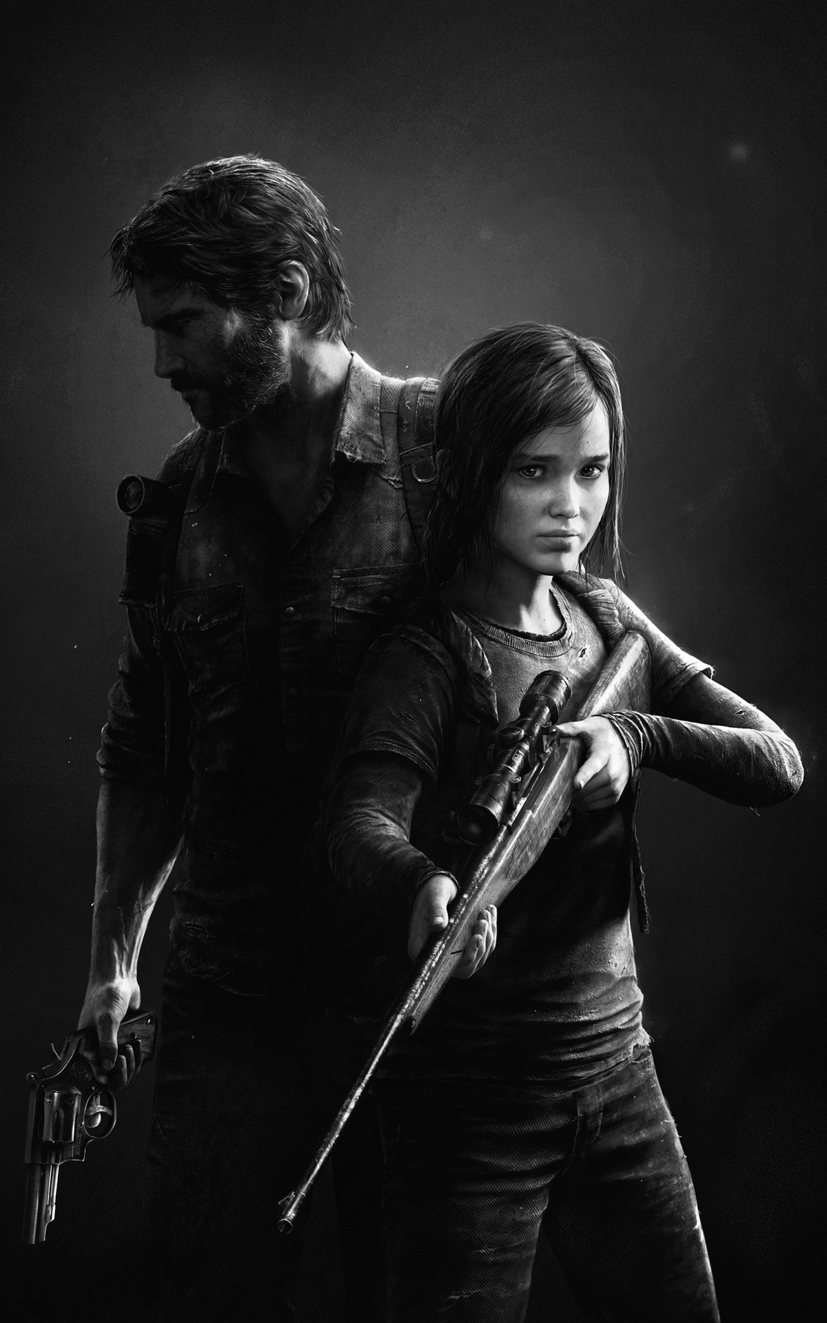 Poster The Last Of Us 2319292 Hd Wallpaper Backgrounds Download