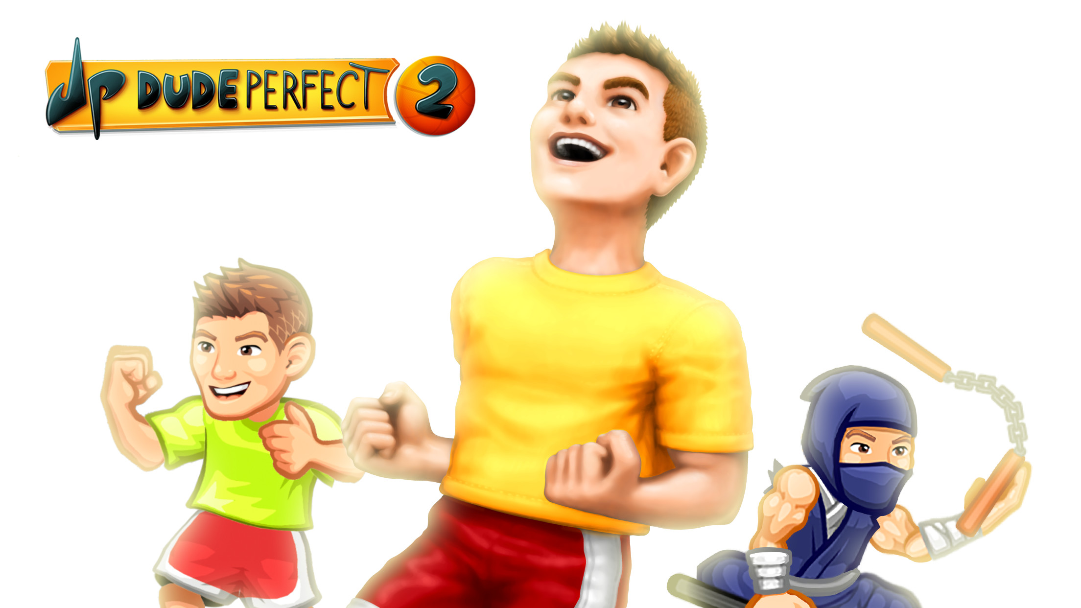 Dude Perfect 2 Coby , HD Wallpaper & Backgrounds