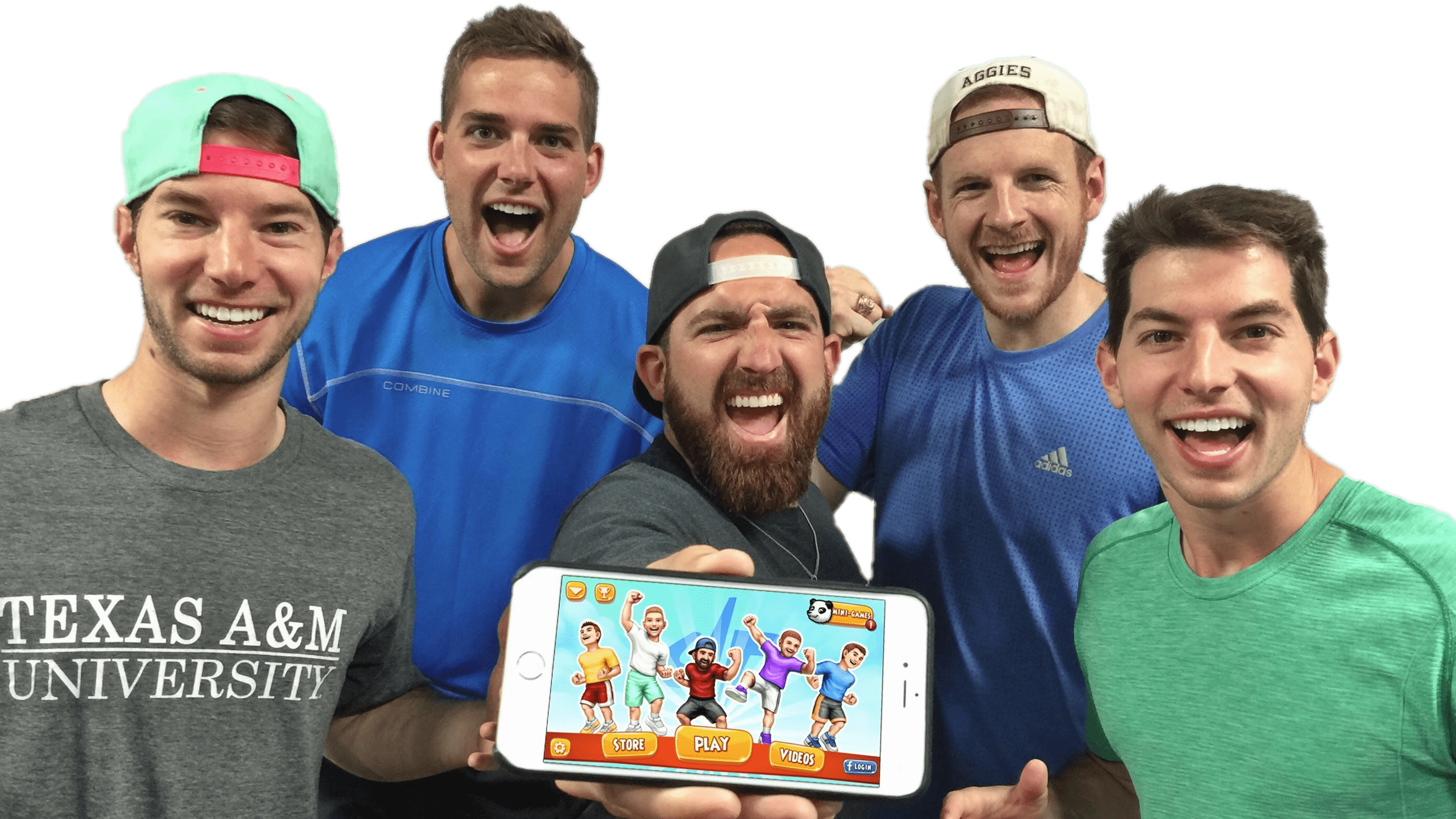 Dude Perfect , HD Wallpaper & Backgrounds