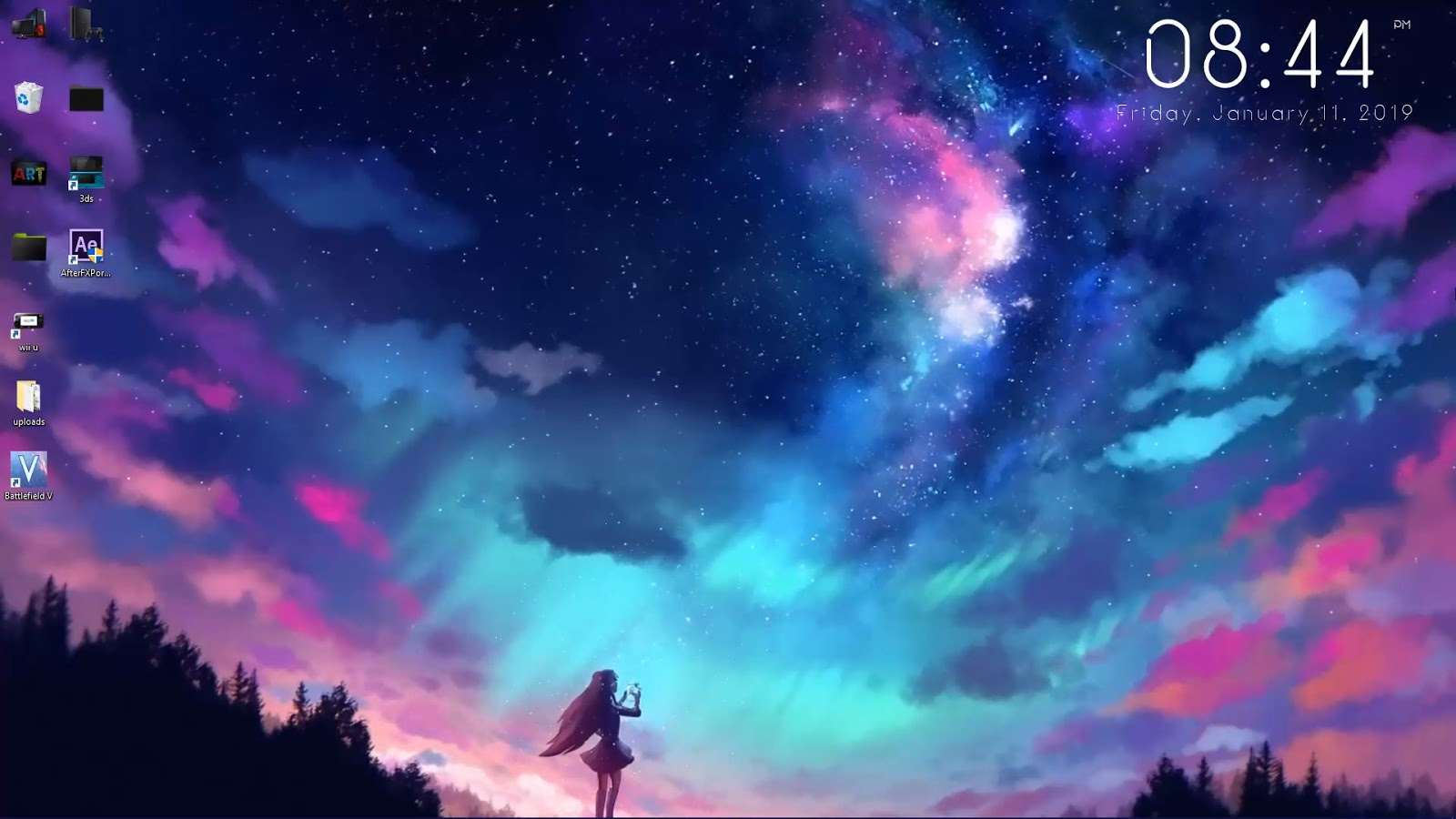 Anime Sky 2323322 Hd Wallpaper Backgrounds Download