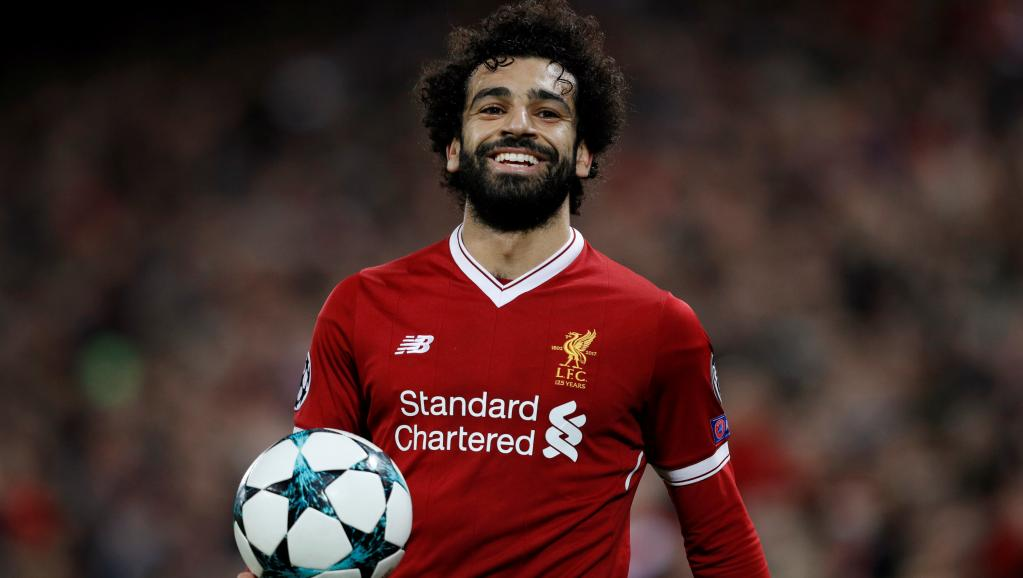 Liverpool V Man Utd Salah 2326046 Hd Wallpaper Backgrounds Download