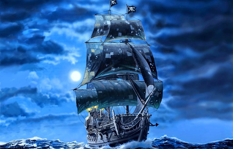 Piratas Do Caribe Perola Negra 2328116 Hd Wallpaper