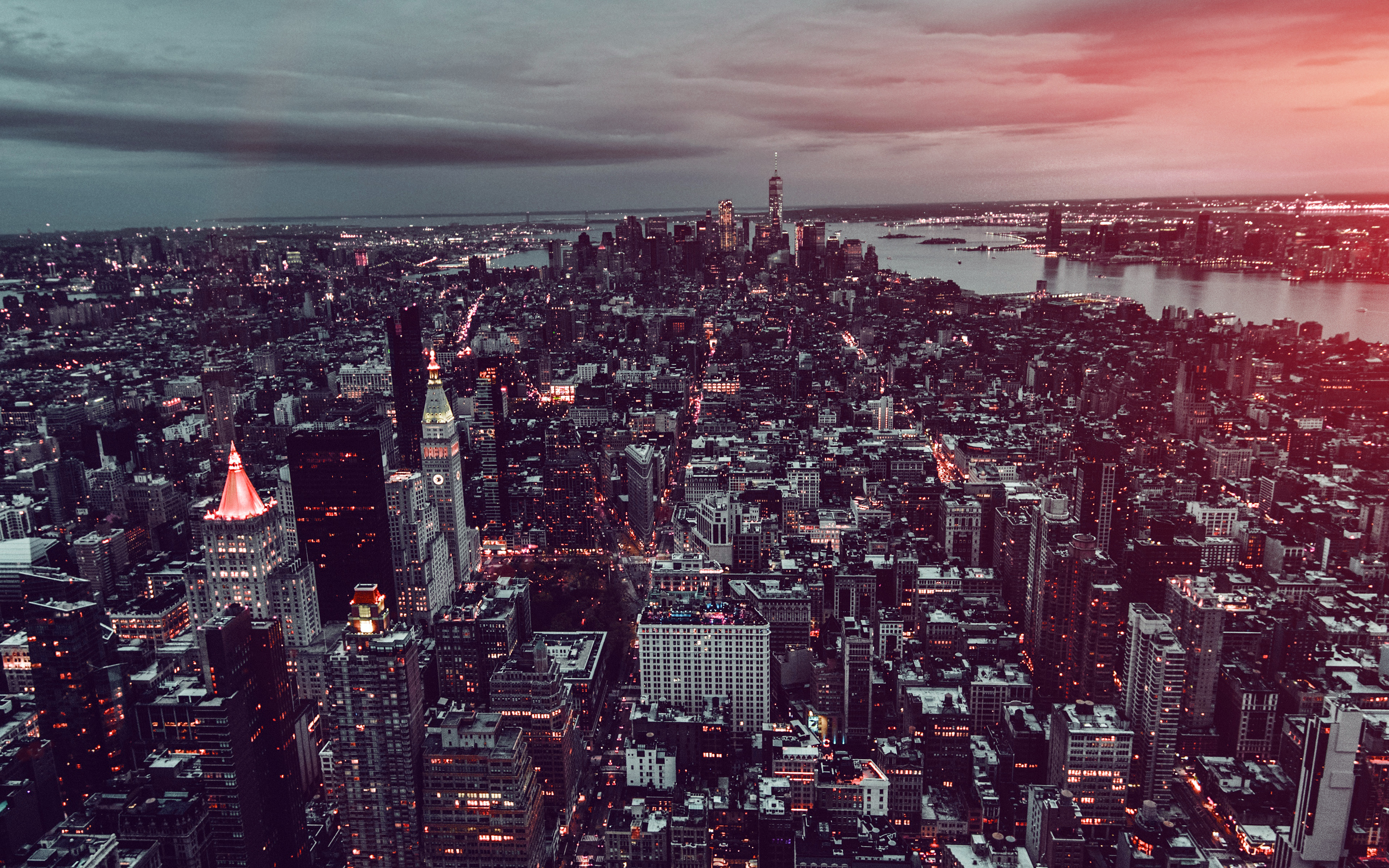 New York City 2333742 Hd Wallpaper Backgrounds Download