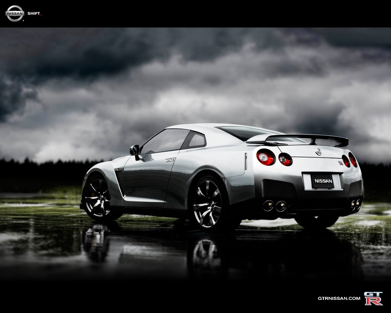 Nissan Gtr 2336578 Hd Wallpaper Backgrounds Download