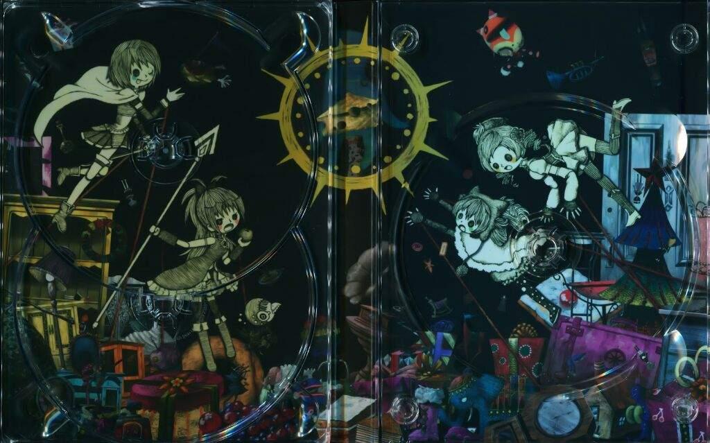 Madoka Magica Wallpaper Witch 2338587 Hd Wallpaper Backgrounds Download
