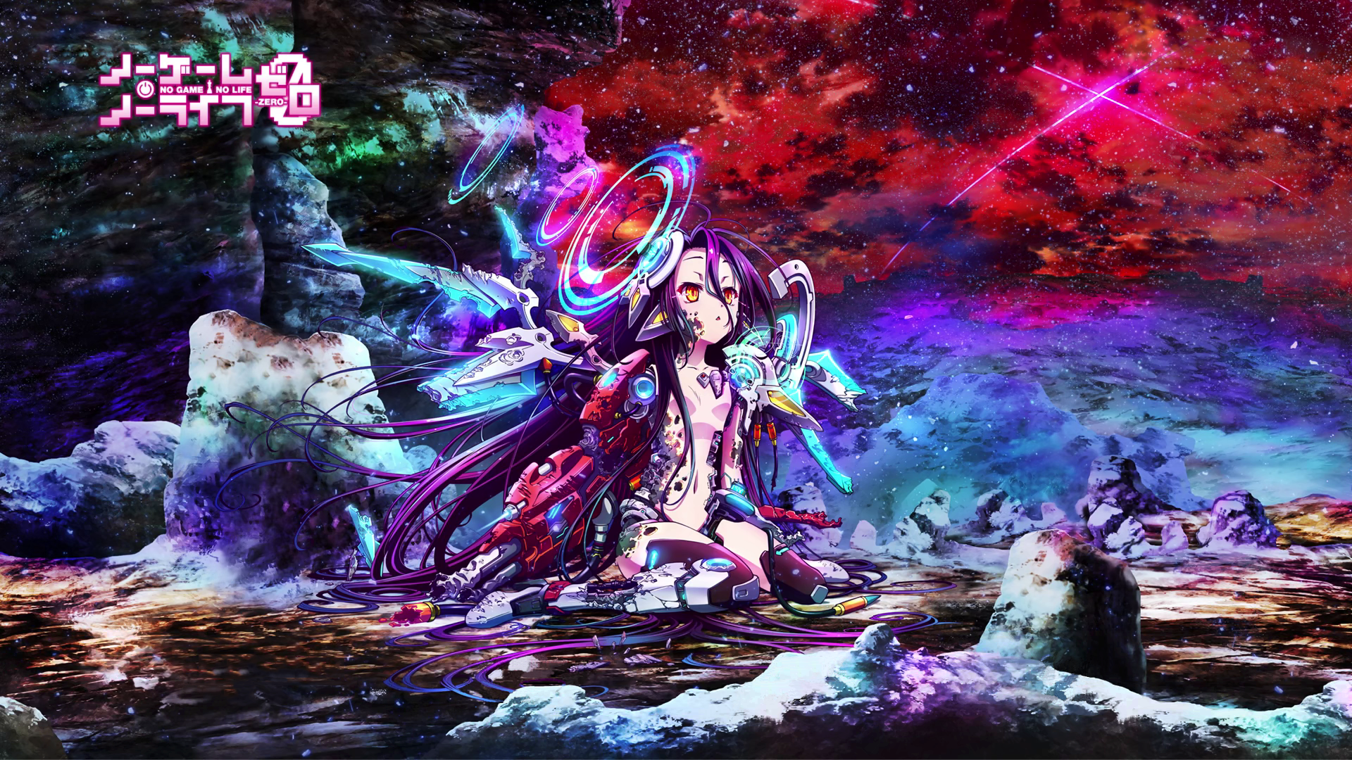 No Game No Life Zero 2339146 Hd Wallpaper Backgrounds