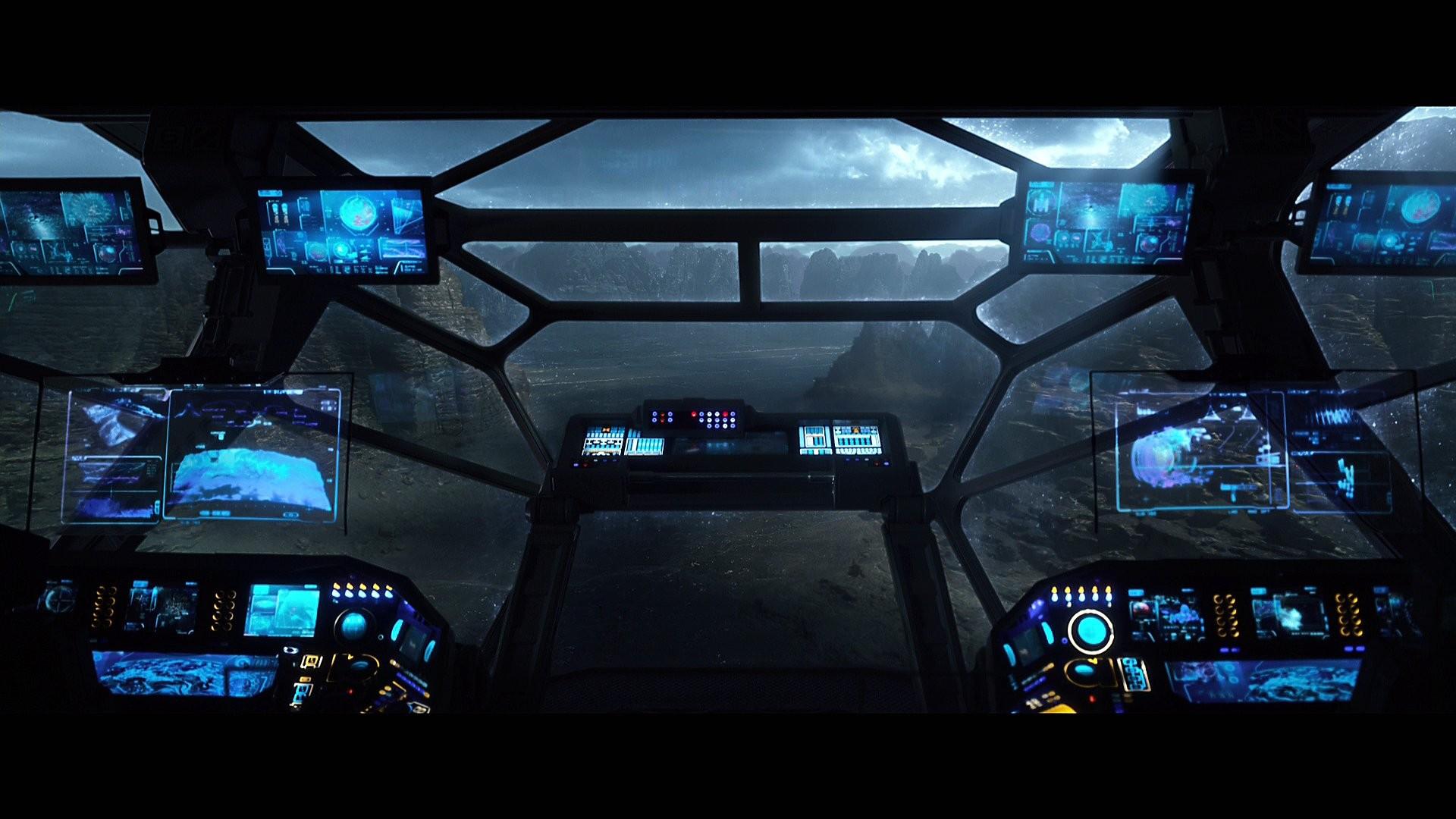 Prometheus Cockpit 2343892 Hd Wallpaper Backgrounds
