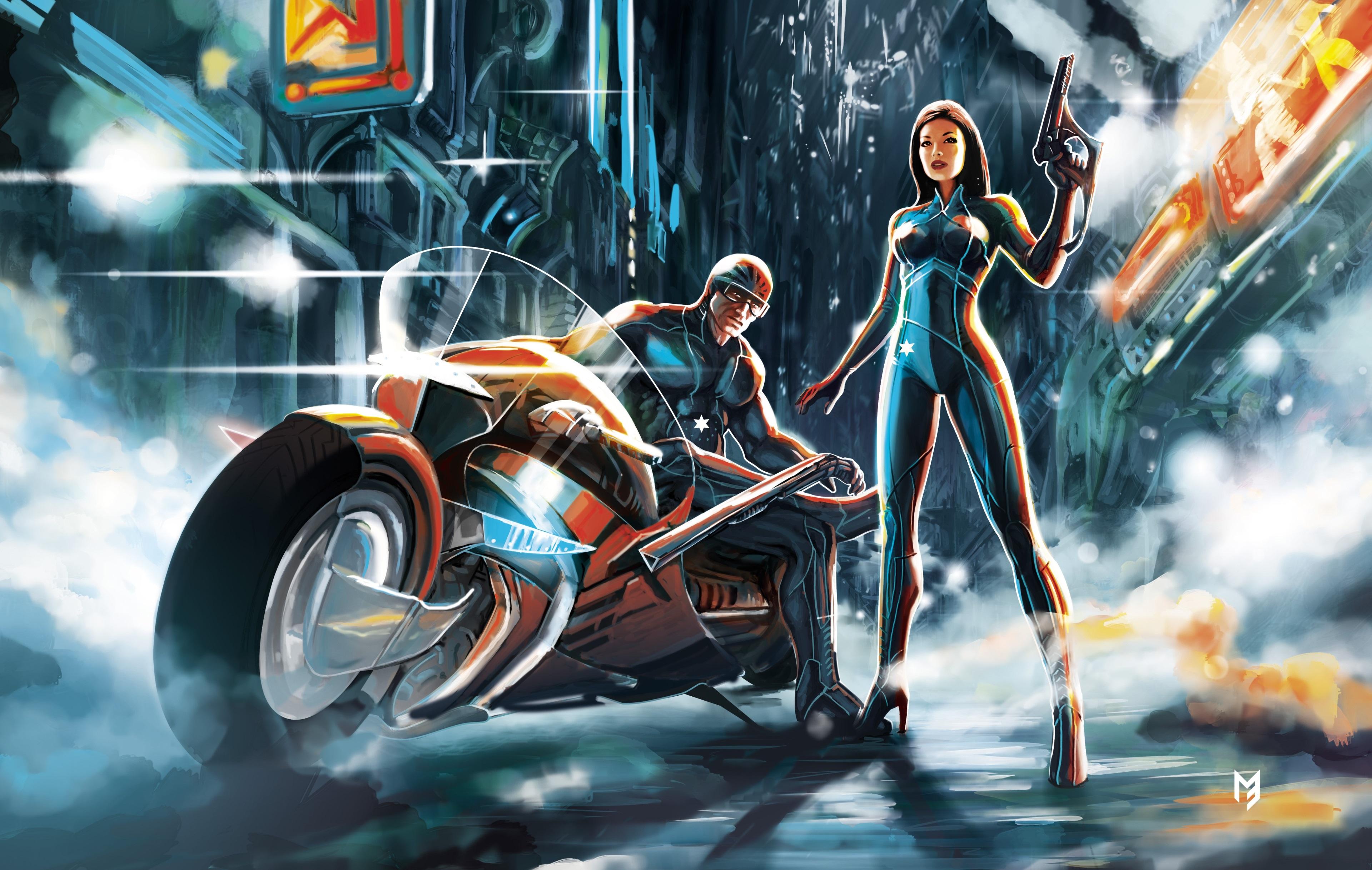 Sci Fi Wallpaper 4k 2344093 Hd Wallpaper Backgrounds