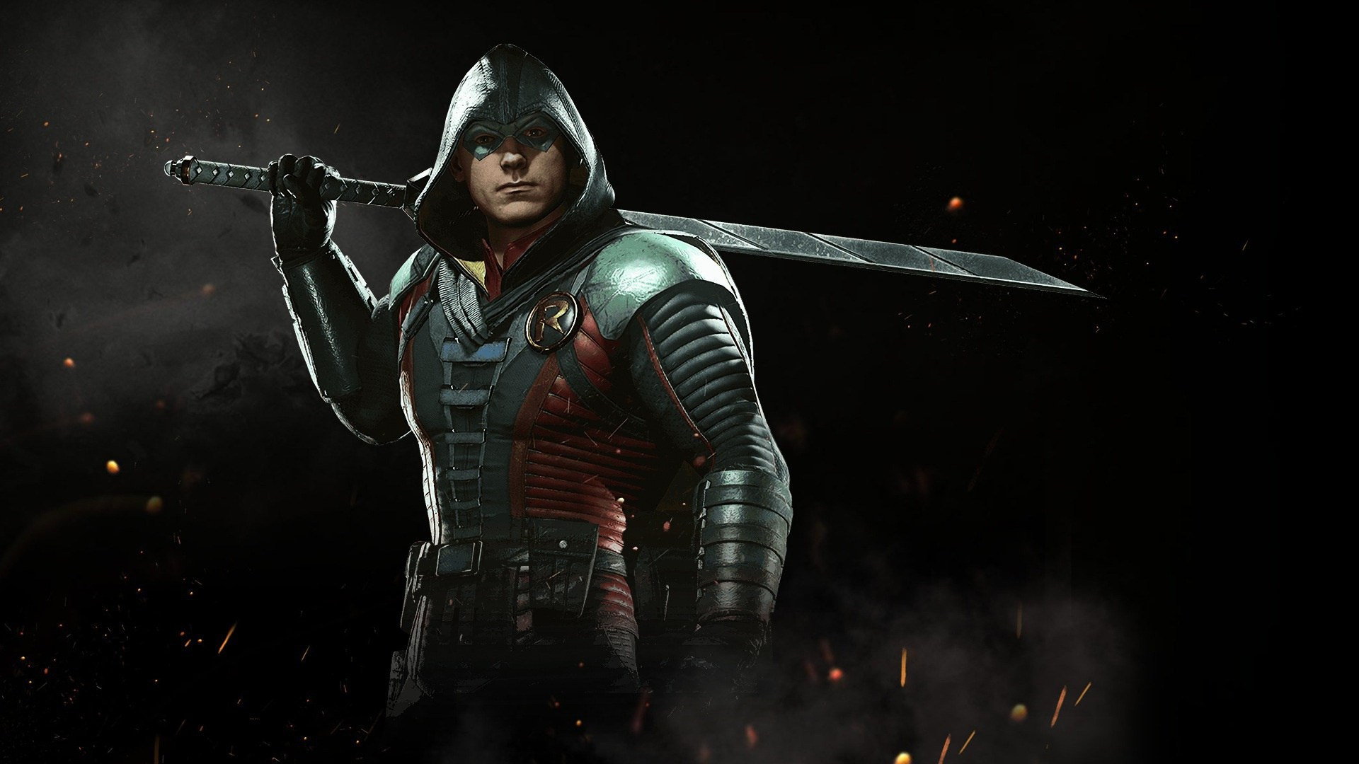 Injustice 2 Robin 2345322 Hd Wallpaper Backgrounds