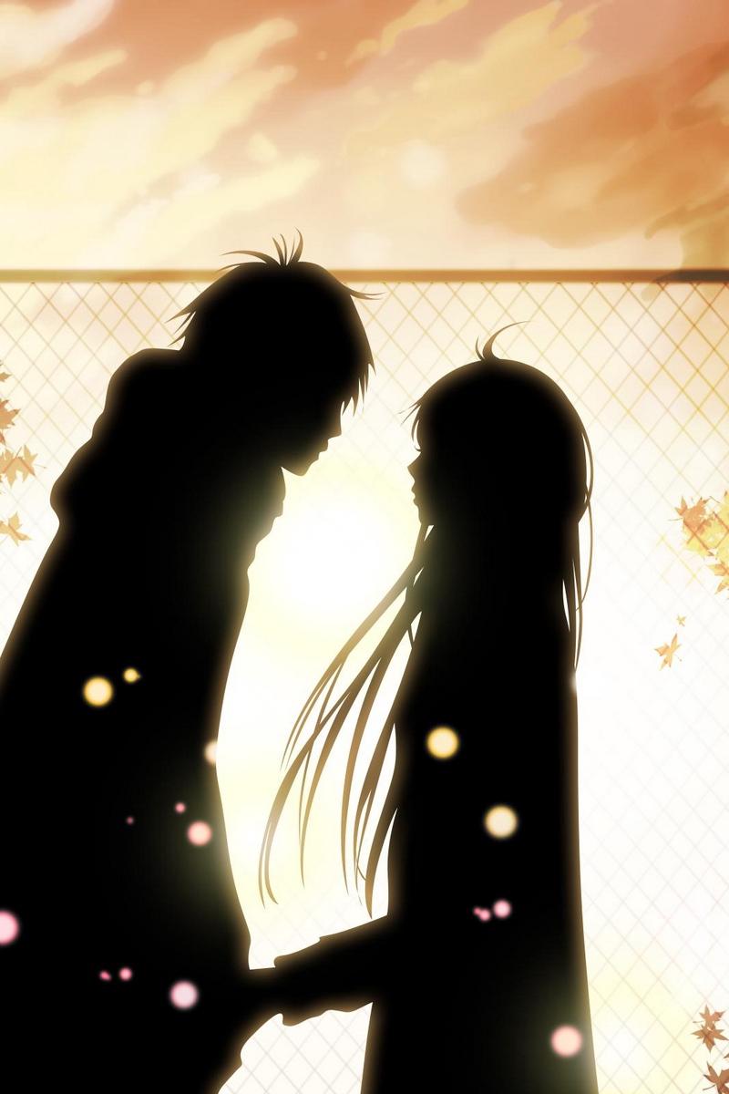 Anime Romance Wallpaper Phone , HD Wallpaper & Backgrounds