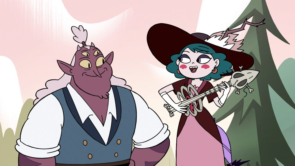 Star Vs The Forces Of Evil Eclipsa 2348684 Hd Wallpaper
