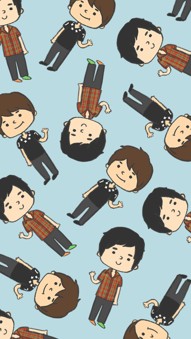 Cute Dan And Phil Backrounfs , HD Wallpaper & Backgrounds